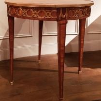 Table de salon du 19e siècle
