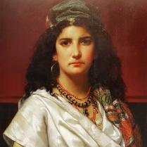Jon Frederik Pieter Portielje (1829-1908) - Une beauté orientale