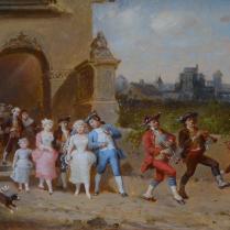 François Lanfant de Metz (1814-1892) - Le Mariage