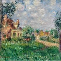 Gustave Loiseau (1865-1935) - Le Vaudreuil en été