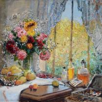 Pierre-Eugène Montézin (1874-1946) - L'atelier de l'artiste à Neuilly-sur-Seine