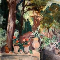 Achille-Emile Othon Friesz (1879-1949) - Jardins au Cap Brun