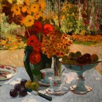 Louis Abel-Truchet (1857-1918) - L'heure du thé