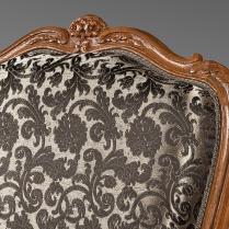 Nicolas Heurtaut, exceptionnelle suite de huit fauteuils à la Reine