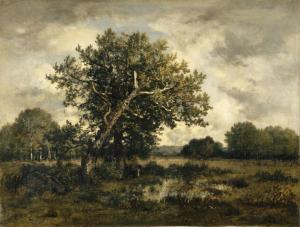 Narcisse Diaz de la Peña - Bois de Fontainebleau - Paris, Musée d'Orsay