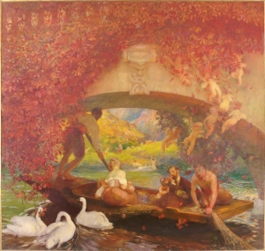 Gaston La Touche - Le Poète, 1910 - Paris, Musée d'Orsay