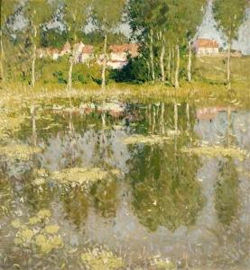 Pierre-Eugène Montézin - Les marais de la Somme - Roubaix, La Piscine, Musée d'art et d'industrie